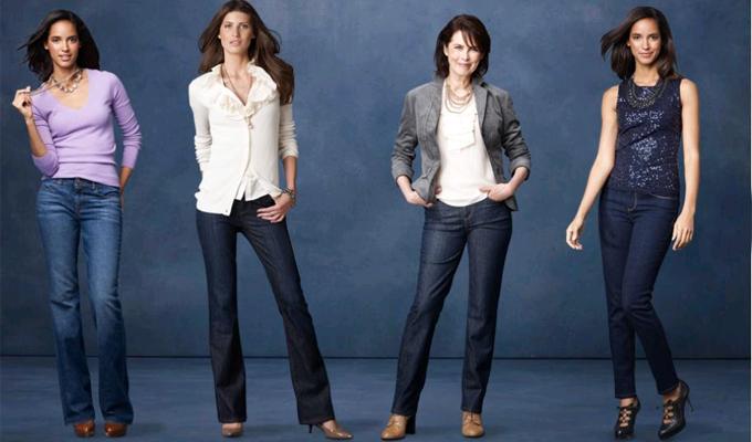 Fogadd meg ezt a 6 remek öltözködési tippet, és tagadj le 10 évet!