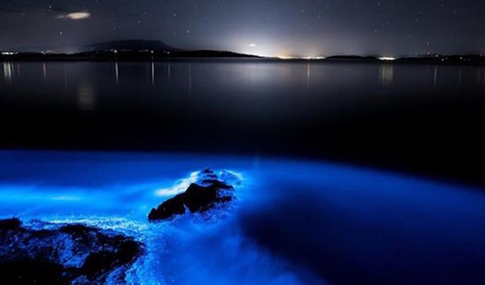 5 mágikus tengerpart, mely különös fényekben pompázik - Győződj meg róla a saját szemeddel!