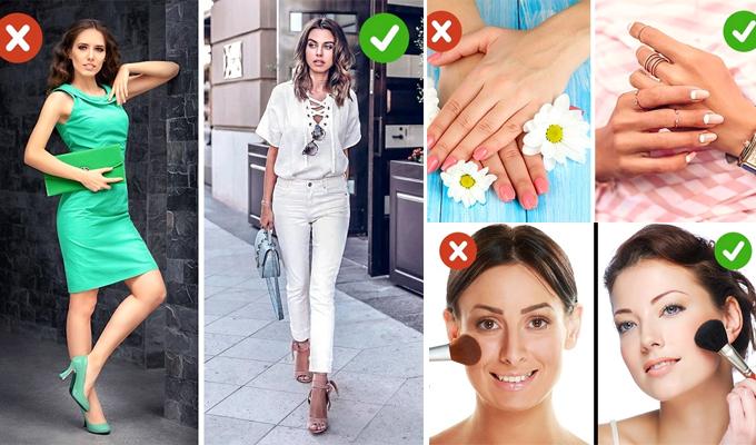 8 gyakori divatbaki, mely miatt idősebbnek tűnhetsz a korodnál - Ne kövesd el őket!