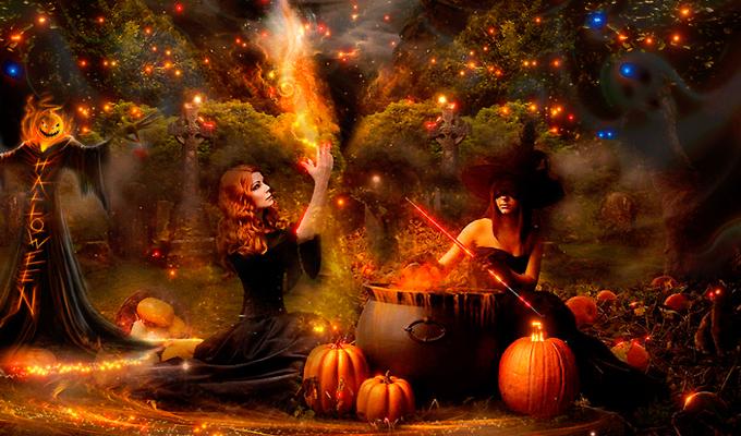 5 új, még erőteljesebb boszorkányos varázslat, amit csak Halloween napján végezhetsz el