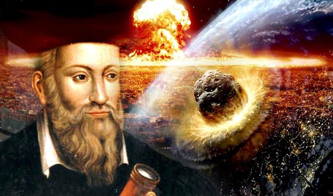 Nukleáris terrorizmus és egy bolygó közeledik felénk - Nostradamus 2018-as hátborzongató jóslatai