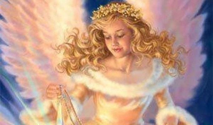 A hétfői nap angyalüzenete
