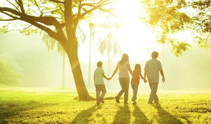 Válassz egy képet, és fedezd fel, milyen viszony fűz a családhoz! - Képes önismereti teszt