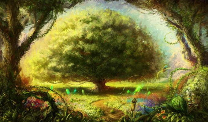 Mágikus fateszt - Válassz egy mágikus fát, és fedezd fel valódi személyiségedet!