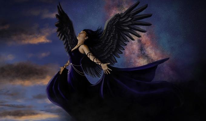 Miként munkálkodnak ellened a sötét erők 2018-ban? - A sötétség úrnője, Nüx istennő elárulja!