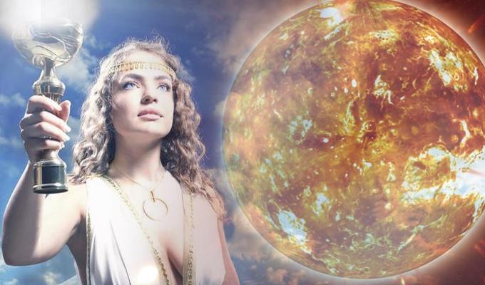 Miként alakul a szerelmi életed a Vénusz évében? - Maga Vénusz istennő mondja el!