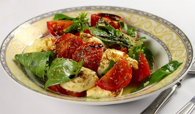 Szupergyors és ízletes Caprese saláta - Akár minden nap megennénk!