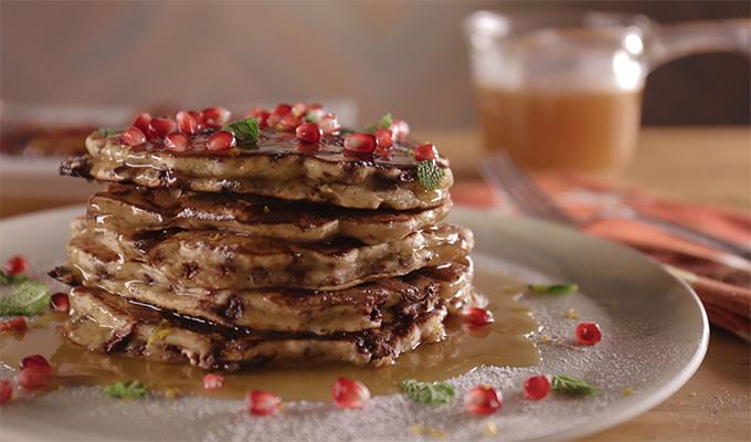 4 mennyei reggeli étel, hogy jól induljon a napod - A mangós palacsintától a perzsa omlettig