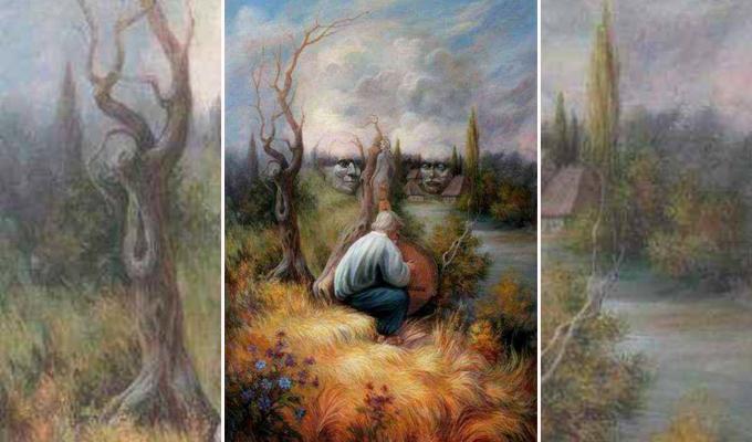 Mit látsz meg először a képen? - Megmutatja rejtett gyengeségedet