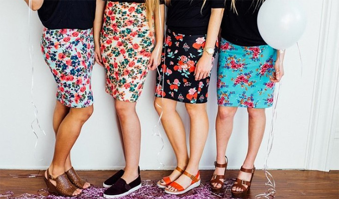 A 9 leggyakoribb baki, amit a szoknya viselése közben elkövethetsz