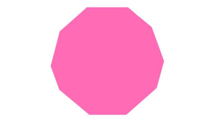 Emlékszel még az iskolából a geometriai formák nevére? -Teszteld le!