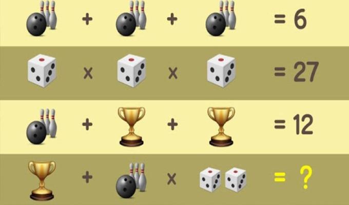Könnyű, de trükkös matematikai feladványok! - Old meg őket, ha tudod!