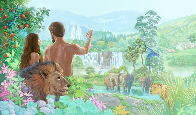 Hogy néz ki szerinted az Édenkert? - Választásod elárulja, mi a legnagyobb áldás a számodra