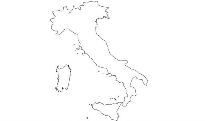 Felismered az országokat a körvonaluk alapján? - Játékos teszt