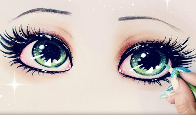 Válassz egy csillogó szemet és tudd meg a legfőbb igazságot önmagadról! - Vajon milyen az igazi éned